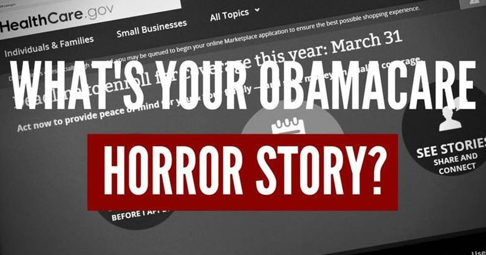 Republicans Asked People To Share Their Obamacare Horror Stories, And It Backfired