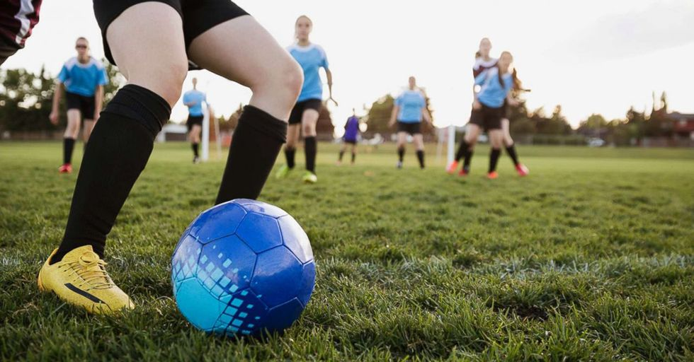 Youth Soccer Refs Ban Parents From Making Noise On The Sidelines