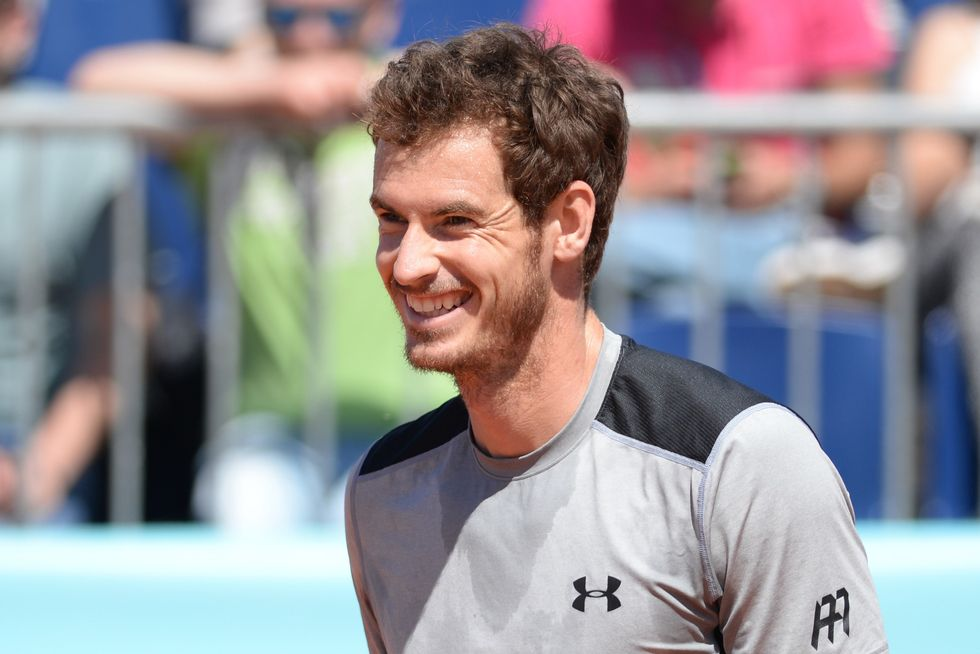 Tennis Star Andy Murray Reminds Reporter That Women Exist Too