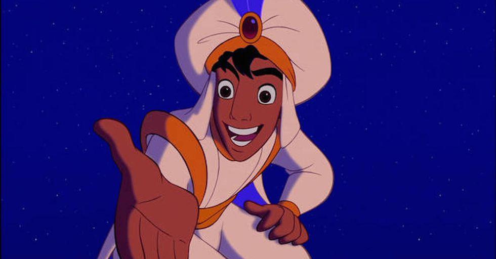 Everyone's Favorite Orientalist Disney Movie Is Missing A Lead Actor