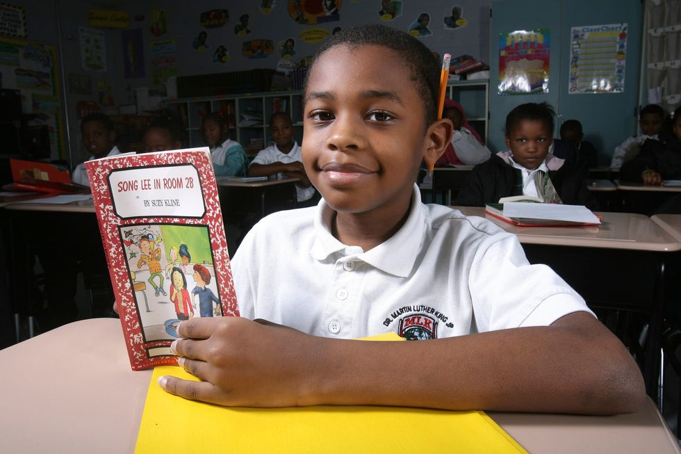 My Black Stepson Is Proof That Our Schools Put White Culture First