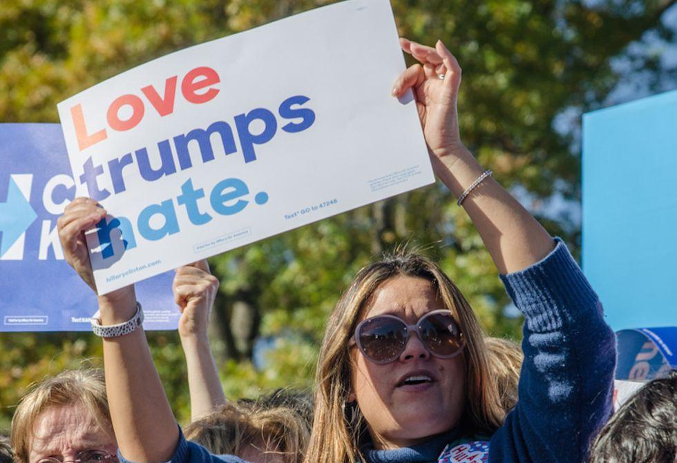 Is The New Democratic Slogan The Next MAGA?