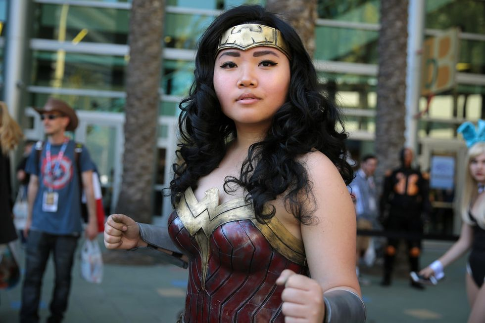 Women Had Their Biggest Showing Ever At This Year's Comic-Con