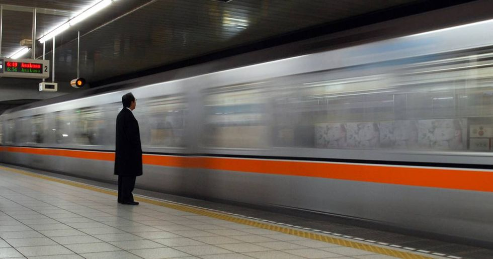 Japanese Lawmakers Move To Reduce The Country's Suicide Rate By 30%