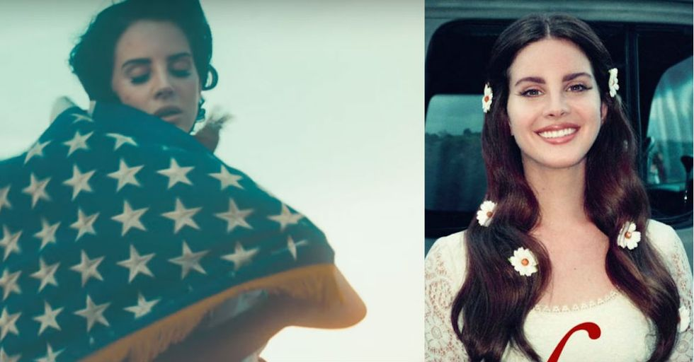 Why A Formerly Patriotic Pop Star Decided To Ditch The Stars And Stripes