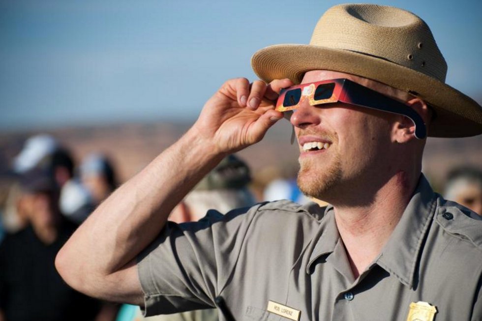 How To Watch The Solar Eclipse Without Going Blind