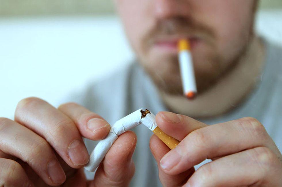 The FDA Wants To Make Your Cigarettes Non-Addictive