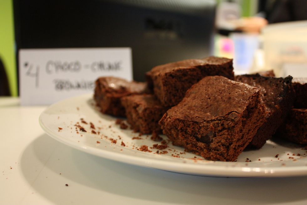 Mom Claims She Baked Brownies With Breast Milk For School Fundraiser