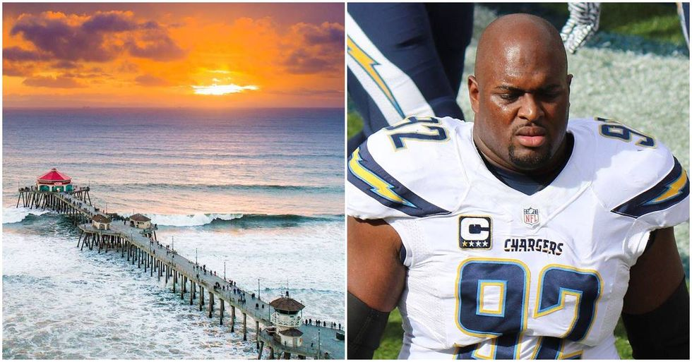 Los Angeles Chargers Players Struggle With Discrimination In Orange County