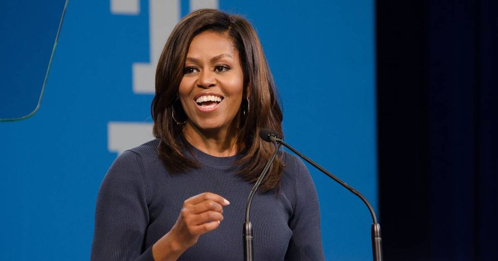 Michelle Obama Discusses The Racism She Faced While First Lady At Women's Conference