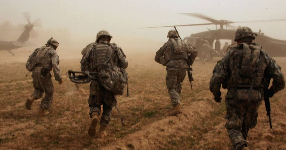 10 Reasons The Military Can Afford Transgender Servicepeople