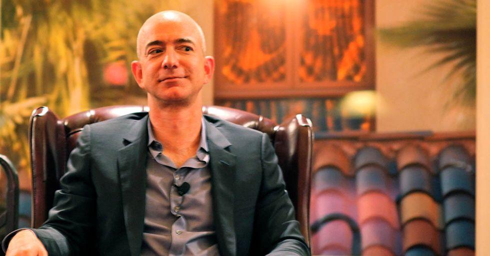 Amazon's Jeff Bezos Just Overtook Bill Gates As The World's Richest Man