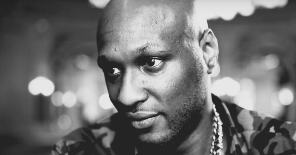 Lamar Odom Gets Brutally Honest About Addiction, Loss, And Mental Illness