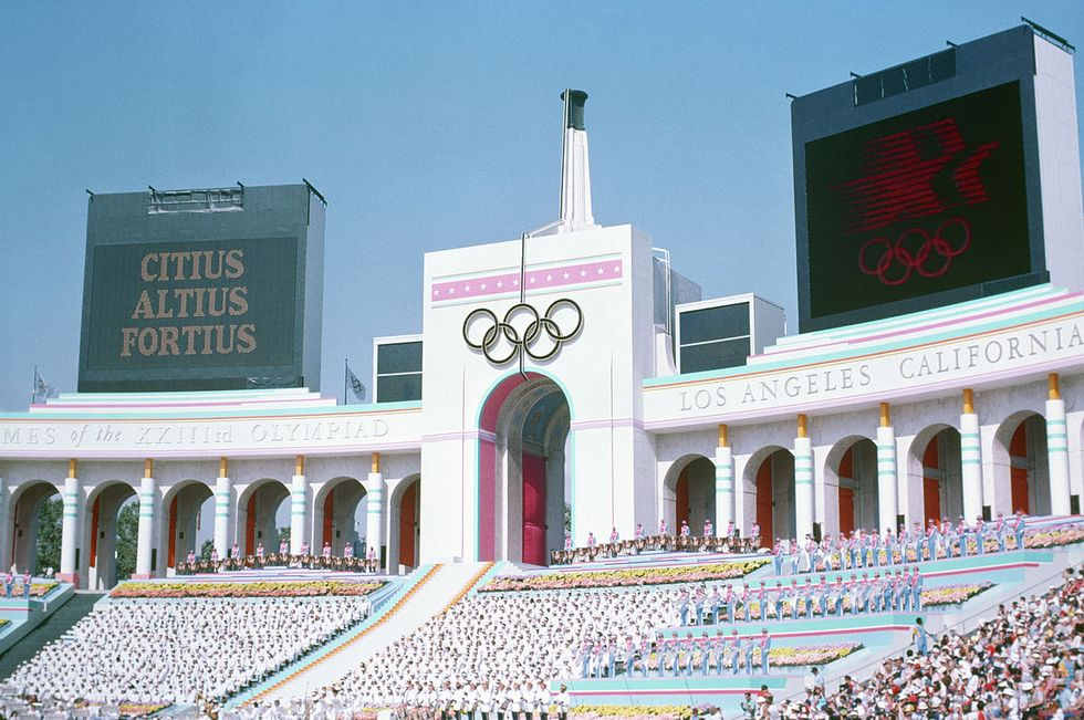 Mayor Defends Decision To Bring Olympics To L.A. In Interview With Bill Simmons