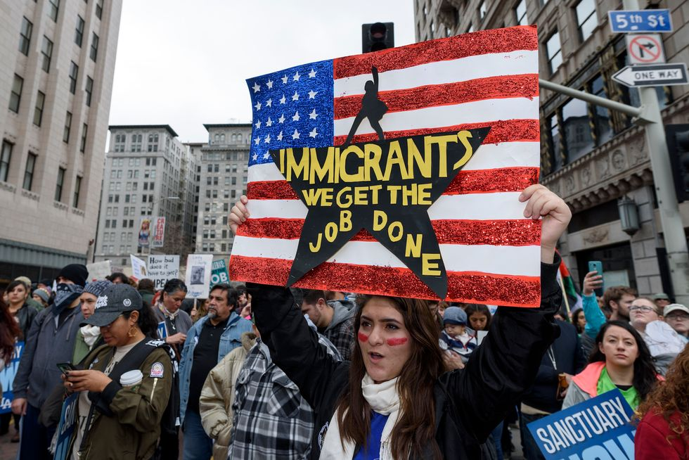 Immigrants Don't Drag Down The Economy — They Make Us All Richer