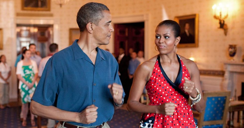 After Leaving The White House, The Obamas Still Respond To Wedding Invites From The Public