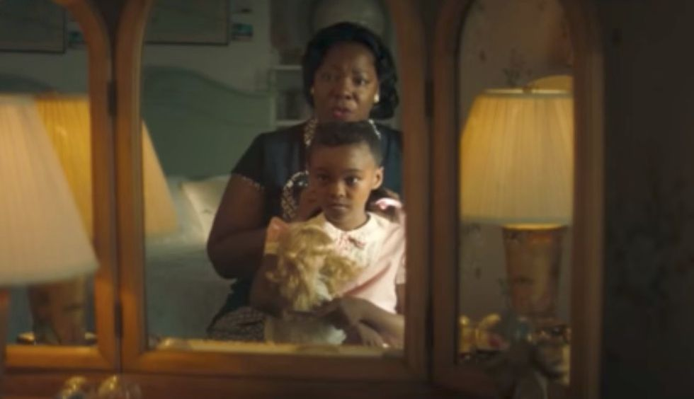 Divisive New Ad 'The Talk' Addresses The Conversations Families Have About Racism