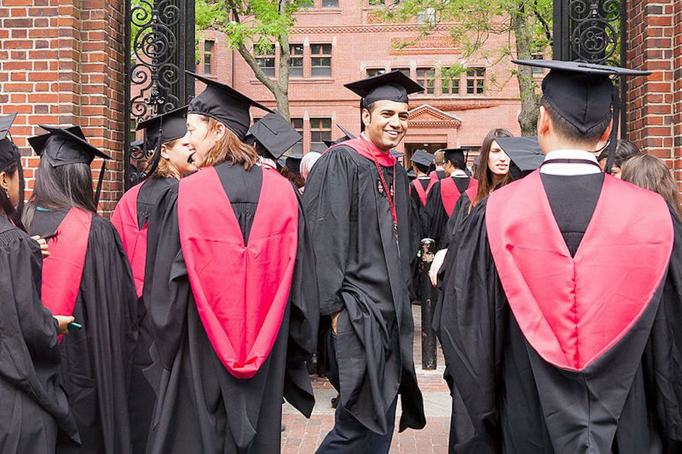 The Majority Of Harvard's Admitted 2021 Class Is Nonwhite — But Is That Something To Celebrate?