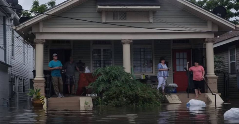 New Orleans Residents And Officials Question The City's Pumping System After Weekend Flooding