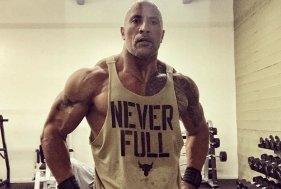 The Rock Explains Why Failing To Make The NFL Was The Greatest Thing That Could Have Happened To Him