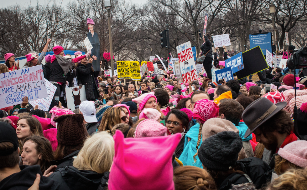 The Women's March Will Host A Convention — For A Price