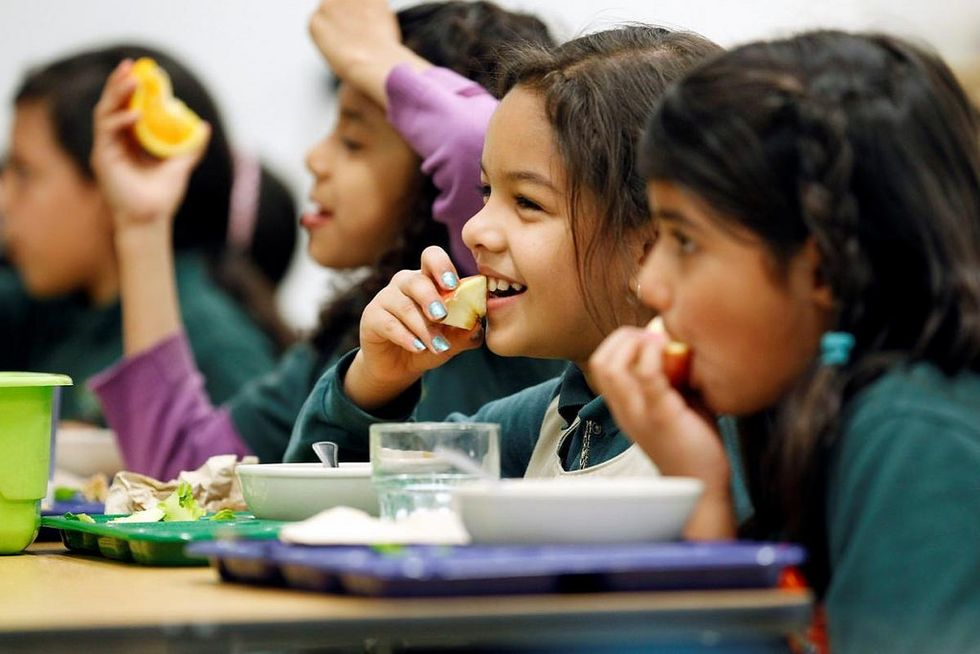 School To Parents: Give Us $100 And Your Kid Can Cut The Lunch Line