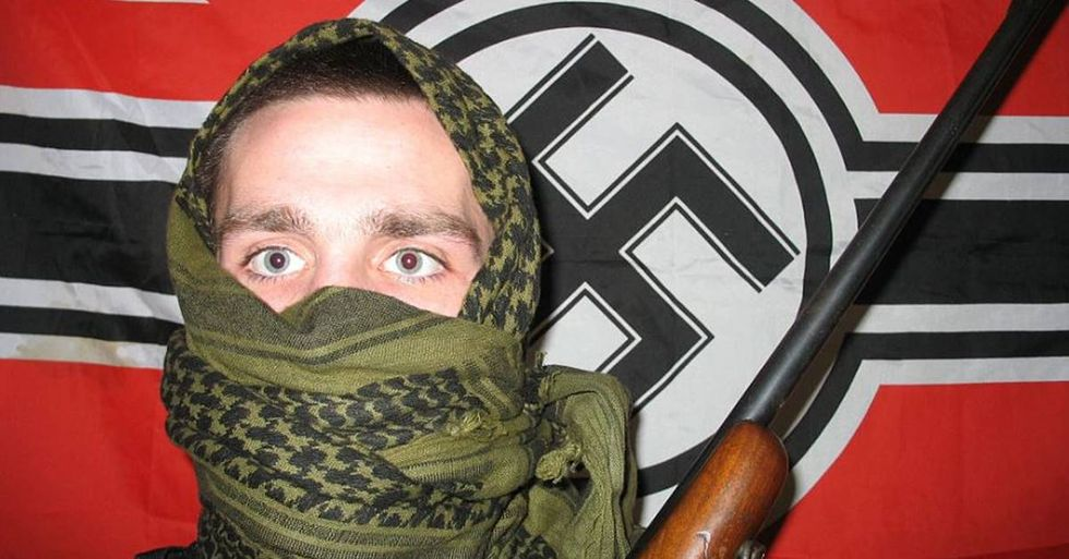 New Poll Shows That 9% Of Americans Believe It's Acceptable To Be A Neo-Nazi