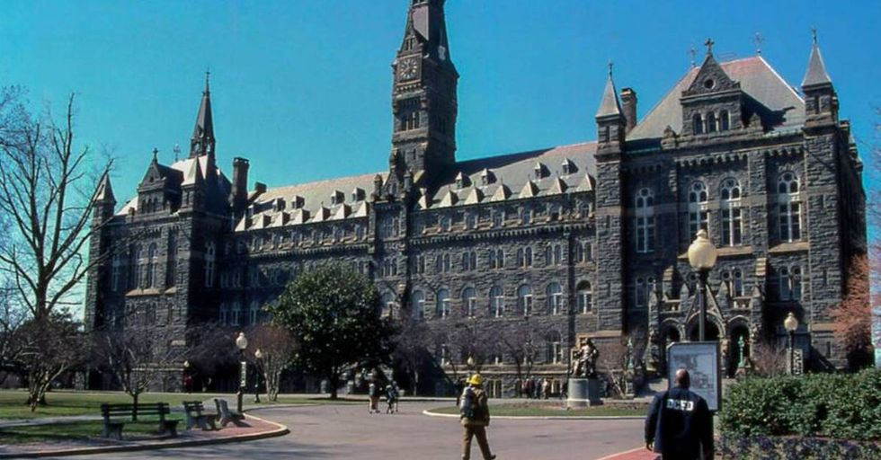 After Learning Her Family Was Enslaved By Georgetown University, A 63-Year-Old Woman Is In The Freshman Class