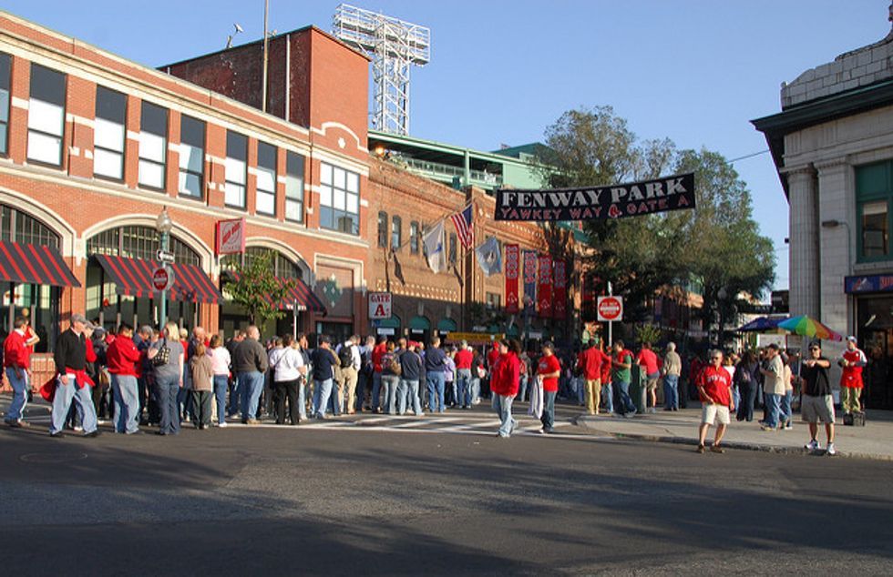 Red Sox Ask Boston To Change Street Named After Racist Former Owner
