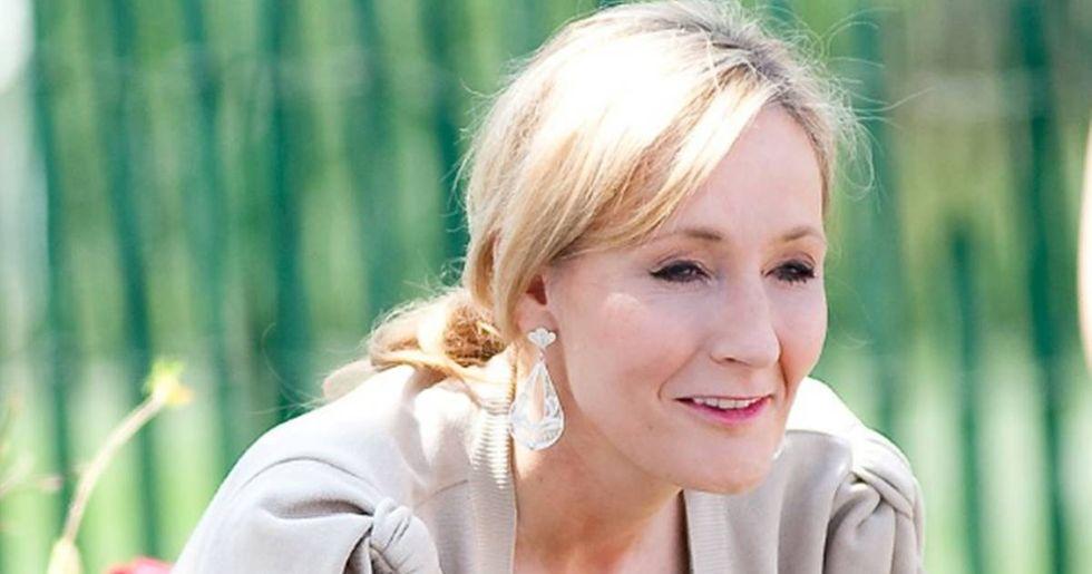 J.K. Rowling Roasts Trump For His Latest 'Unbelievable' Achievement