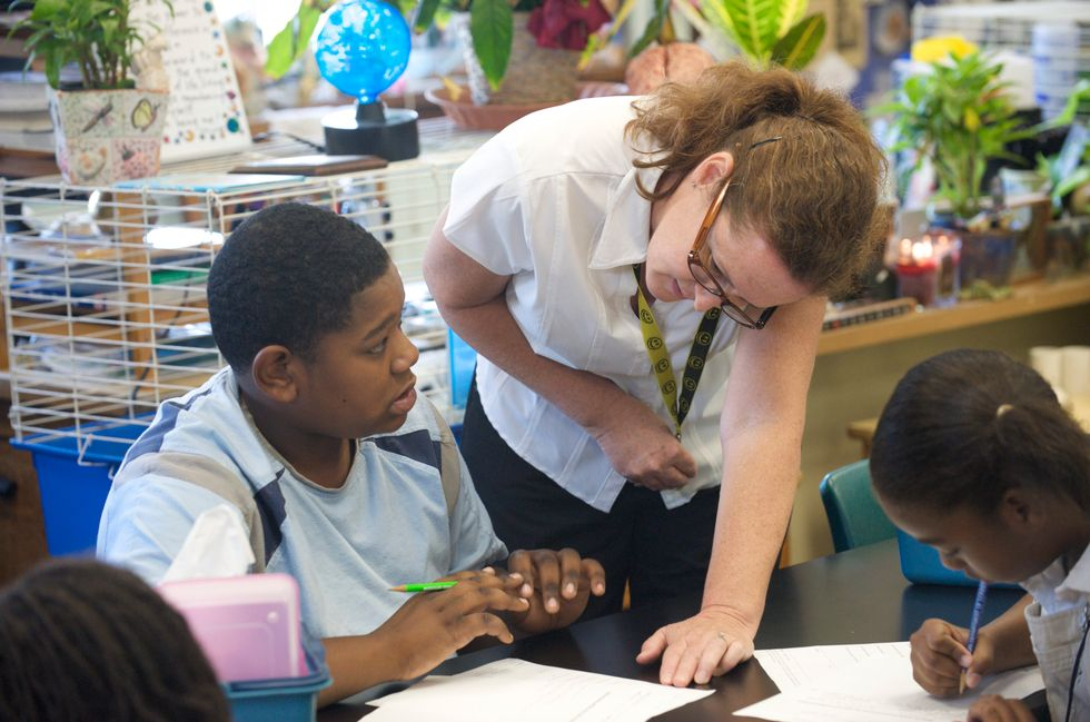 80% Of America's Teachers Are White
