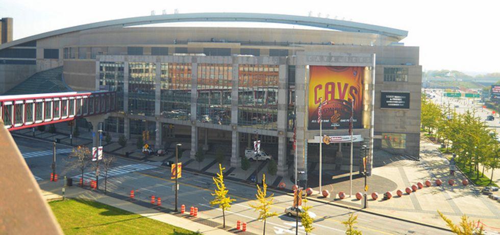 Community Activists Stop Cleveland Cavaliers Stadium