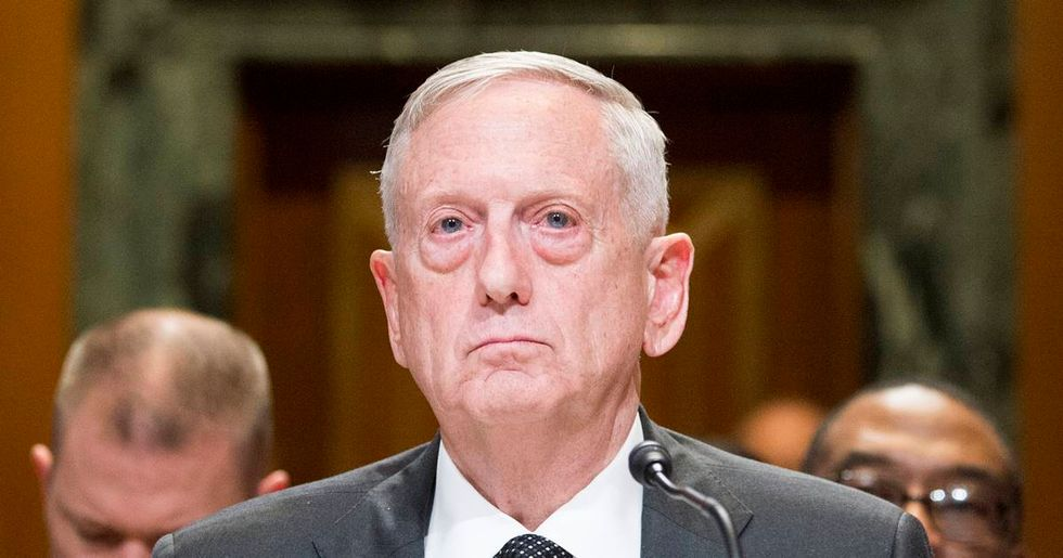Defense Secretary James Mattis Is Following Trump's Orders On His Transgender Military Ban