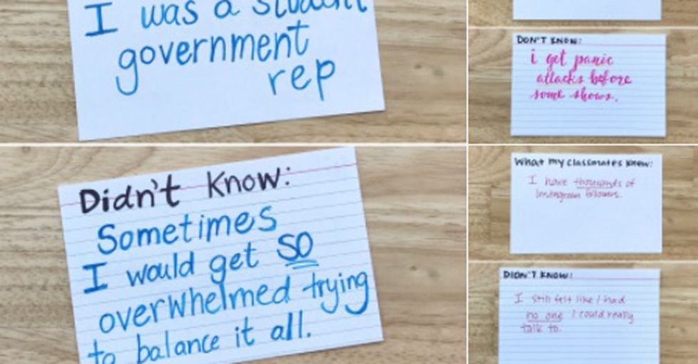 A New Campaign From An Unlikely Source Helps Remind Troubled Students They're Not Alone