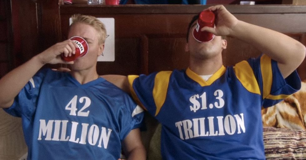 A Comedy Sketch Brilliantly Explains How The Student Loan Market Became Such A Mess