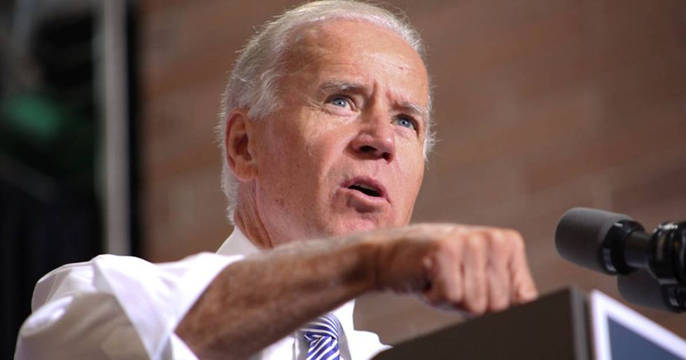 Joe Biden Believes We Are 'Living Through A Battle For The Soul Of This Nation'
