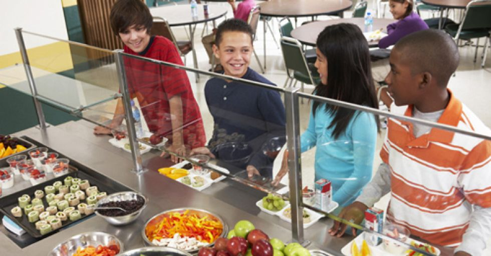 A Seattle Dad Is Working To Pay Off The School Lunch Debt Of Every Kid In Washington