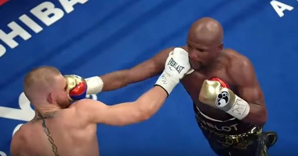 Over 3 Million People Watched The Mayweather-McGregor Fight On Illegal Streams