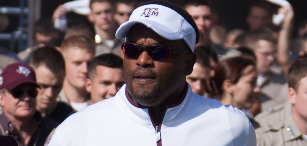 Texas A&M Head Coach Kevin Sumlin Receives Threatening, Racist Letter At His Family's Home