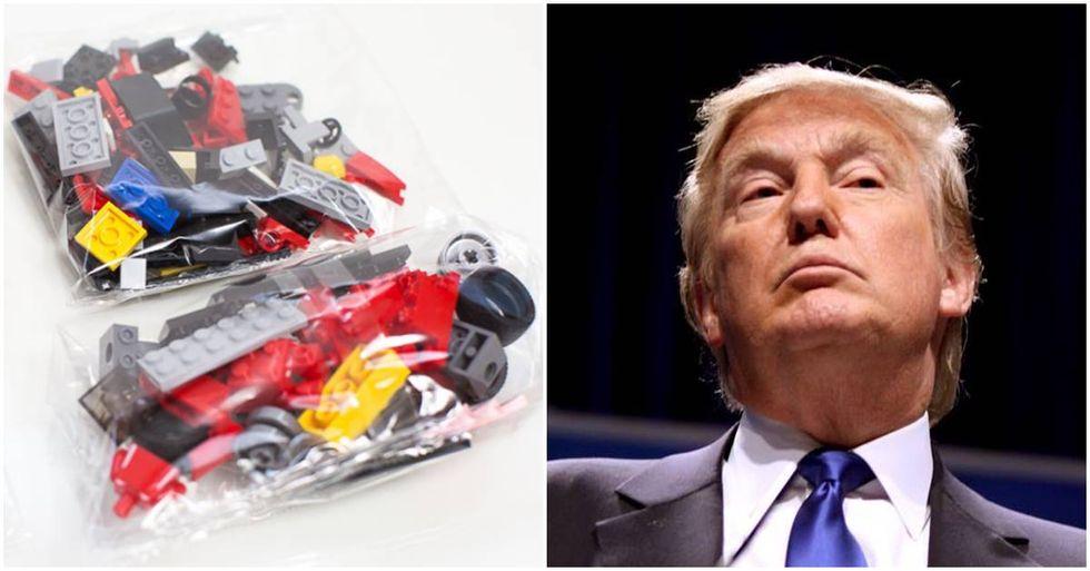 Mexican Ad School Mocks Trump With A Brilliant Lego Advertisement