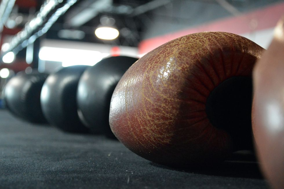 The Chicago Gym Using Fitness As Political Resistance
