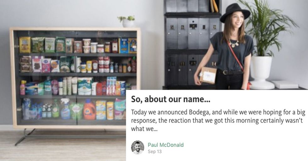 A Start-Up's Intention To Replace Mom-And-Pop Corner Stores Has Left People Furious