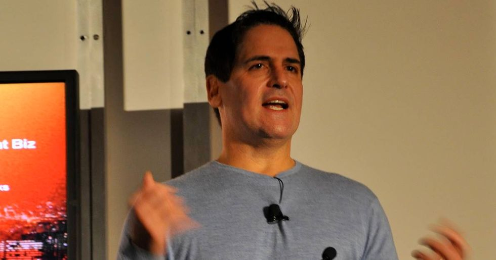 Mark Cuban Calls Out Trump For Accepting Big Money From NFL Owners