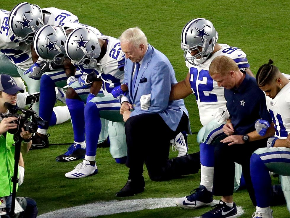 How The NFL Is Whitewashing The Protest Movement