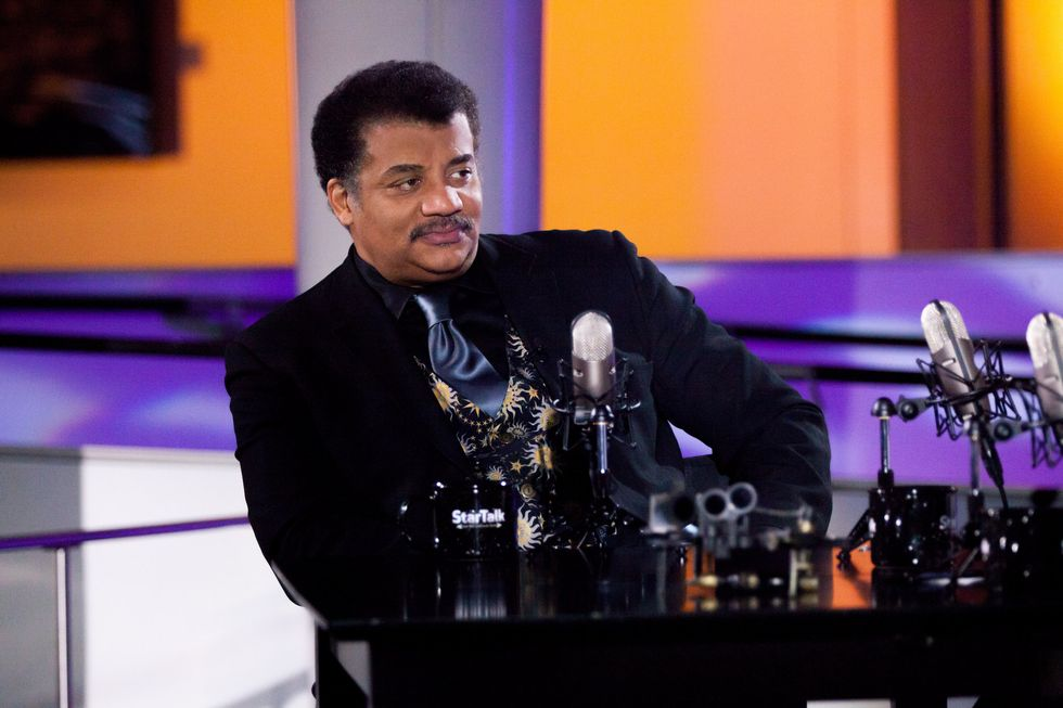 Neil DeGrasse Tyson Says Science Isn't Dead — And You're The One Who's Saving It