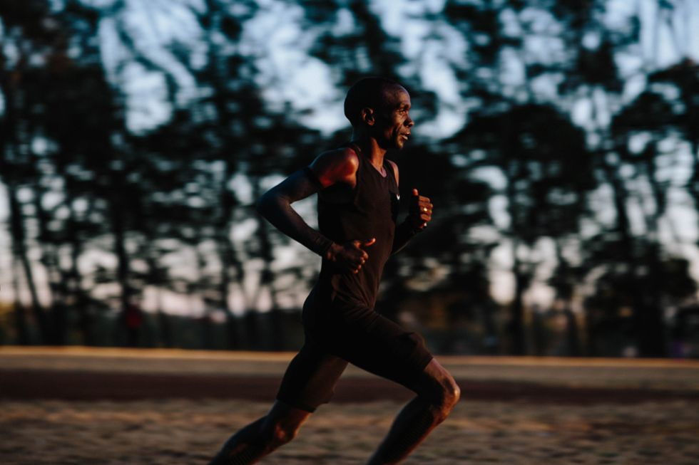 Scientists Help The World's Top Runners Attempt To Break The Two-Hour Marathon Barrier