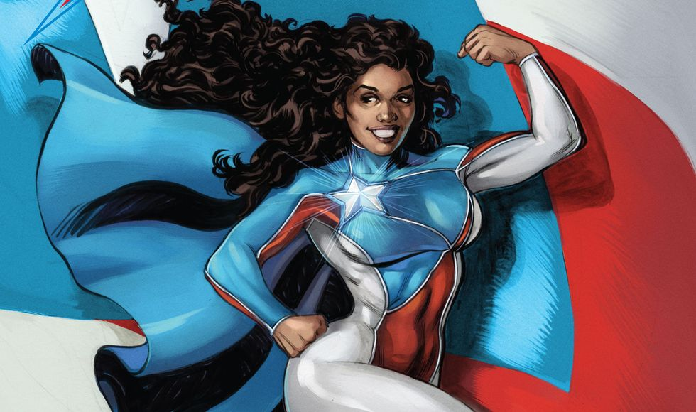 Move Over, Wonder Woman — This Afro-Puerto Rican Superhero Is The Ultimate Feminist Icon