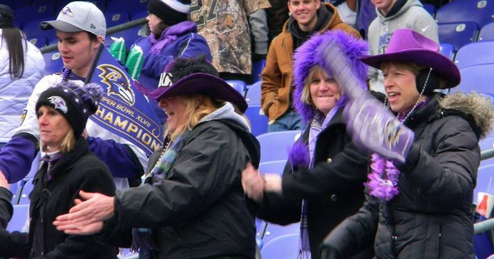 Government Officials Shut Down The Baltimore Ravens' Creepy 'DNA Day' Promotion