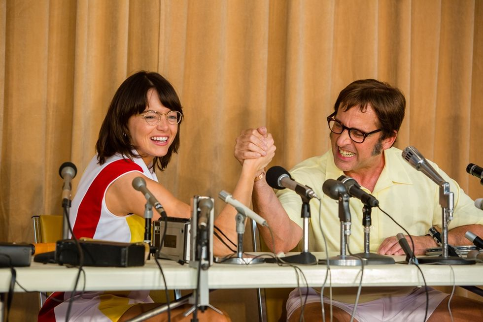 Billie Jean King's 'Battle Of The Sexes' Rages On In New Film