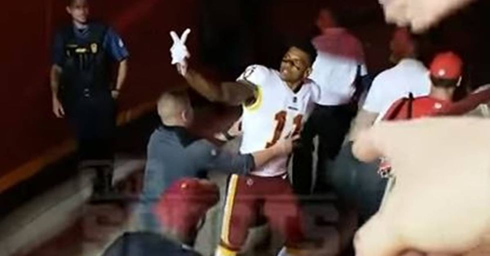 Terrelle Pryor Says Kansas City Fans Called Him The N-Word